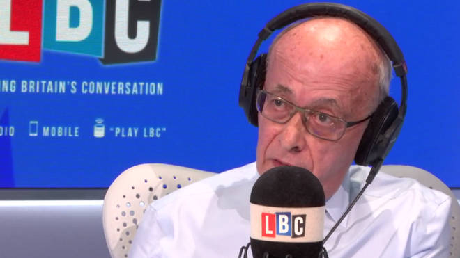 Lord Kerr spoke to LBC on Wednesday