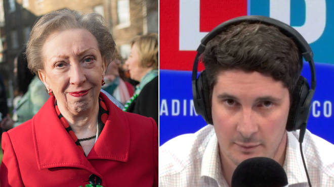Dame Margaret Beckett didn't hold back when speaking to Tom Swarbrick