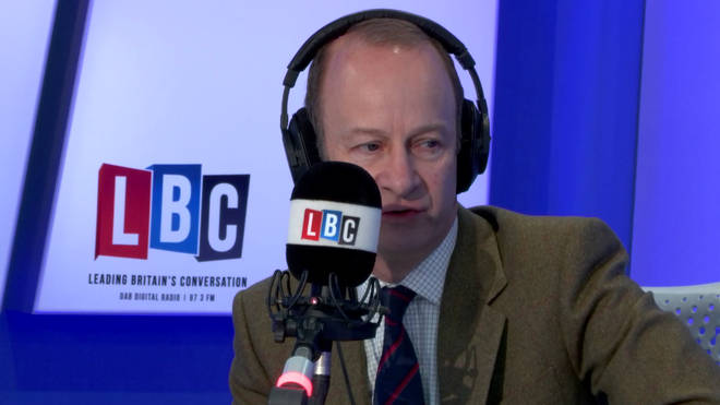 Rhys had very strong words for Henry Bolton