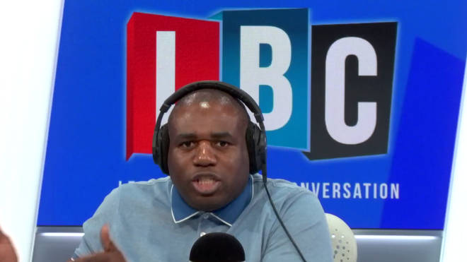 David Lammy gave a passionate speech on the duty of politicians