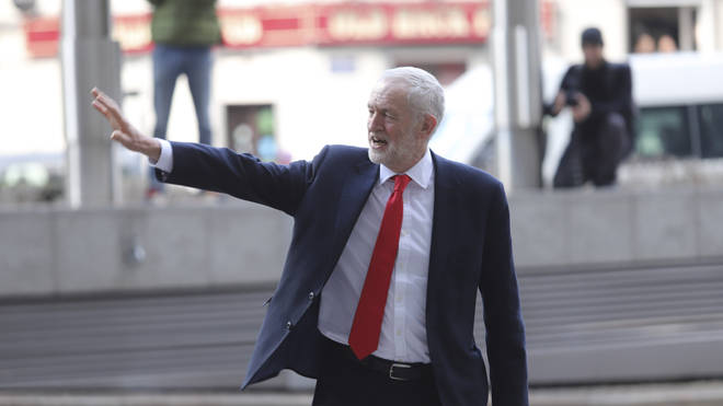 Jeremy Corbyn travelled to Brussels during the European Council summit
