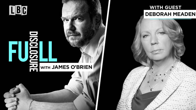 James O'Brien spoke to Deborah Meaden