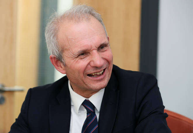David Lidington, one of the favourites to take over from Theresa May