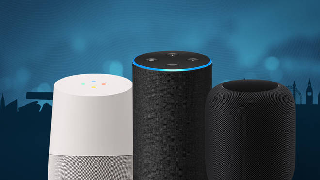 Listen To LBC On Your Amazon Echo, Google Home or Apple HomePod