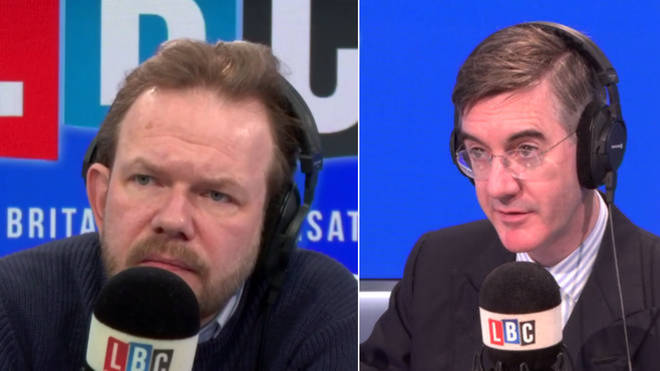 James O'Brien had his say on Jacob Rees-Mogg's U-turn