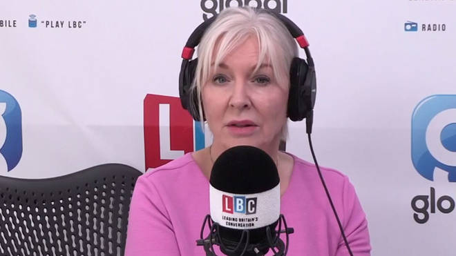 Nadine Dorries opened up about abuse faced by MPs