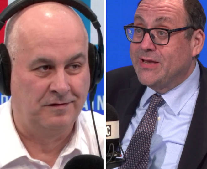 Richard Harrington joined Iain Dale on Tuesday night