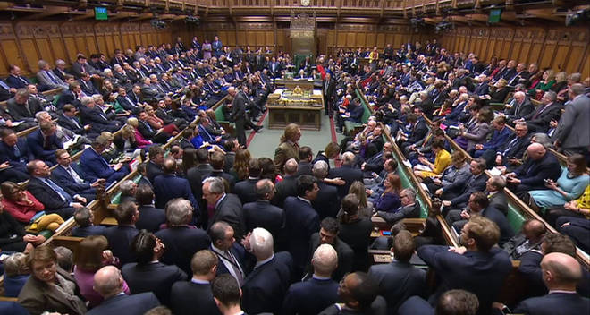The House of Commons will be voting for a series of Brexit options