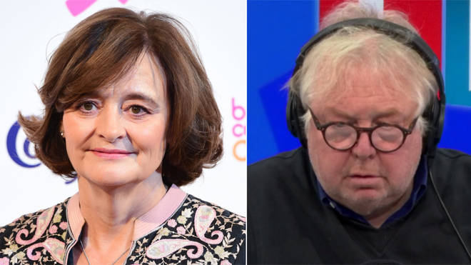 Nick Ferrari heard from a Nigerian woman backing up Cherie Blair's comments