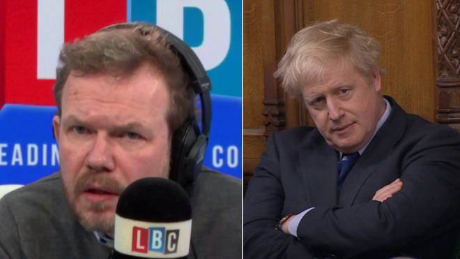 James O'Brien looked back over Boris Johnson's comments on the deal