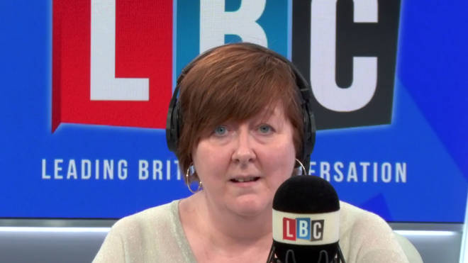 "Shelagh Fogarty told a Brexiteer: ""You can&squot;t make things up!"""
