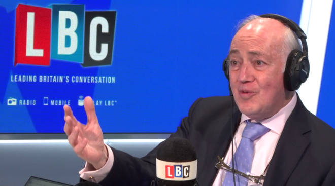 Lord Howard has a very positive view of the UK after Brexit