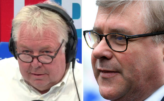 Mark Francois spoke to Nick Ferrari on Friday