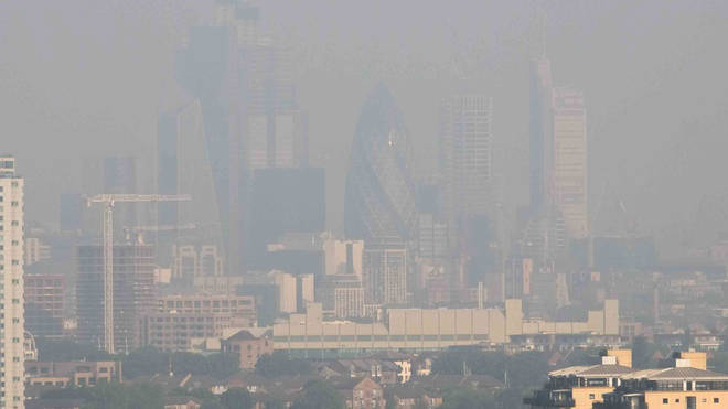 London's Ultra Low Emission Zone begins on 8th April 2019