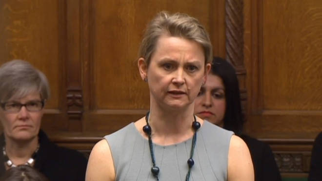 Yvette Cooper, a Labour MP, has spoken out against the trolling public figures are subjected to from some of her party's supporters