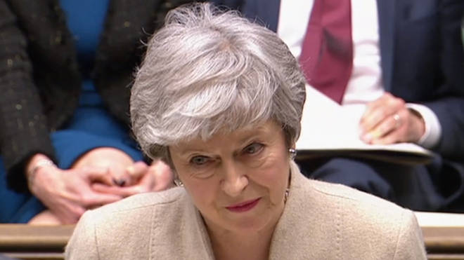 Theresa May's Withdrawal Agreement was voted down again on Friday