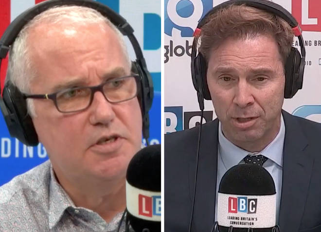 Tobias Ellwood was given an Eddie Mair grilling over Theresa May's handling on Brexit