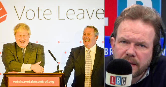 James O'Brien wants everyone to know what Vote Leave did on Friday