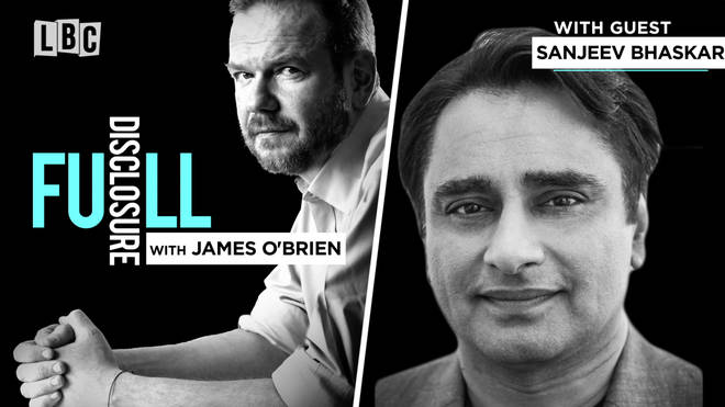 Full Disclosure with Sanjeev Bhaskar