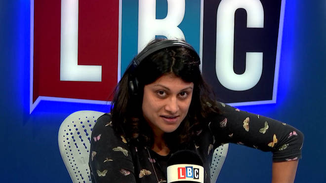 Anushka on LBC
