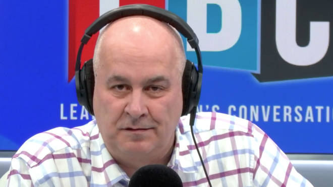Iain Dale was left furious after Theresa May's Brexit statement