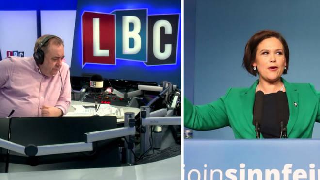 Alex Salmond on LBC