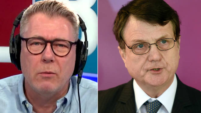 Ian Collins spoke to the new Ukip leader Gerard Batten