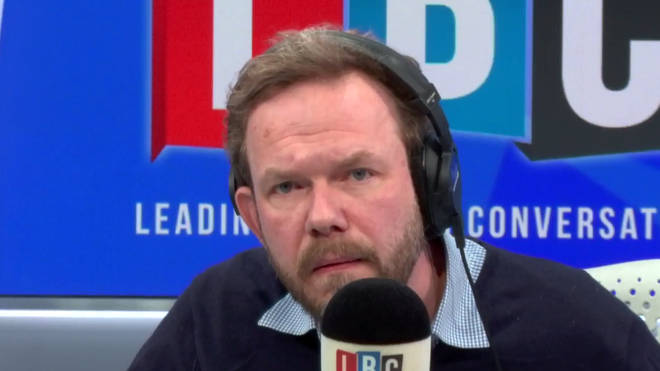 The moment Mark hung up on James O'Brien