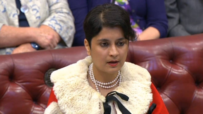Shami Chakrabarti spoke to Nick Ferrari on Thursday