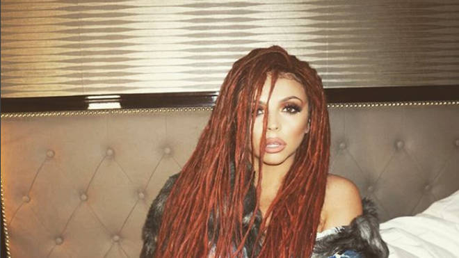 People have criticised Jesy Nelson over her new dreadlocks
