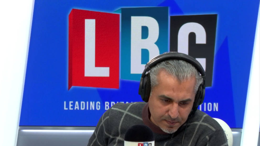 Openly Gay Imam Tells Maajid Nawaz: People Can Not Be Defined By Just Two Qualities