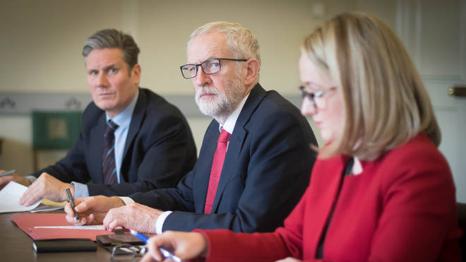 Jeremy Corbyn has been urged to secure a second Brexit referendum by 80 Labour MPs