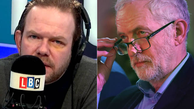 James O'Brien gave his take on Jeremy Corbyn's call for press reforms