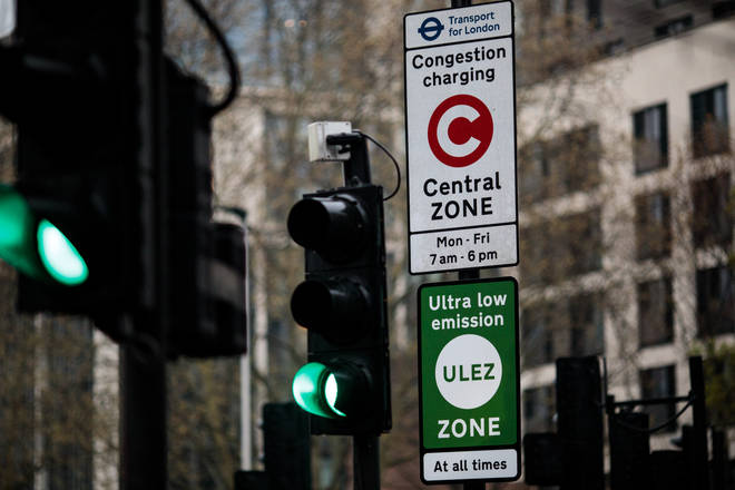 The Ultra Low Emissions Zone comes into effect today