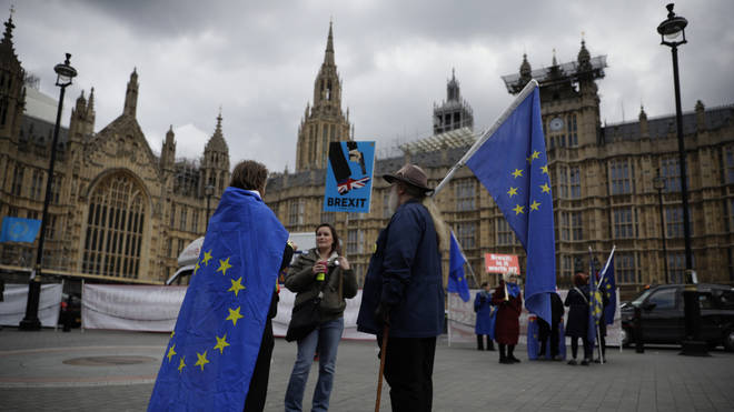 Only a quarter of the public have confidence in MPs' handling of Brexit.