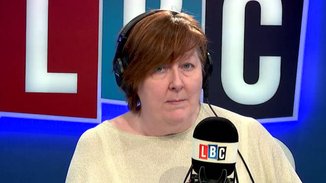 Shelagh challanged Coco over growing cannabis