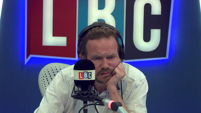 James O'Brien struggles to understand Salman's point on segregation