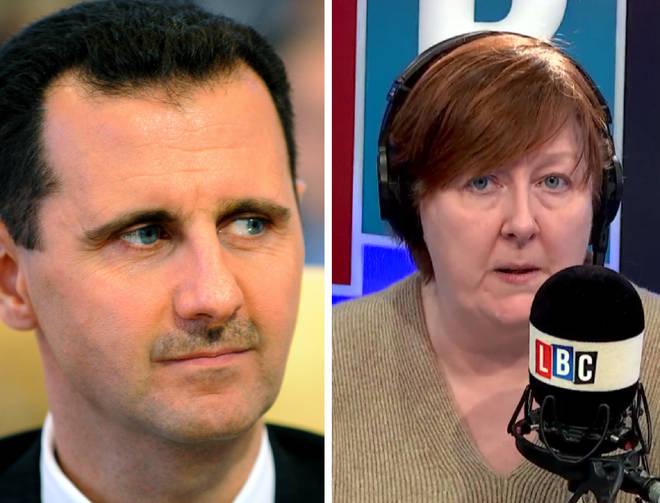Assad / Shelagh Fogarty