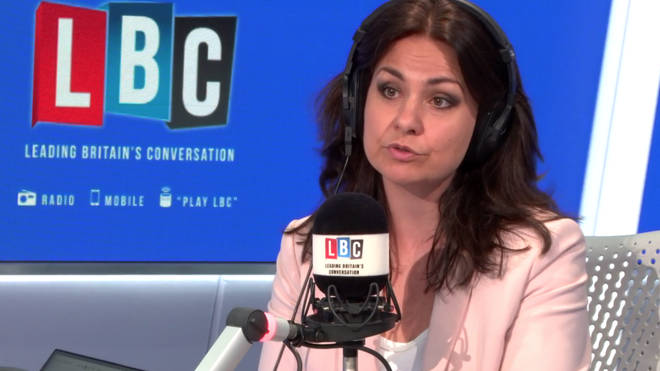 Heidi Allen took calls from LBC listeners on Tuesday night