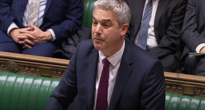 Stephen Barclay says that the UK won't need a year extension
