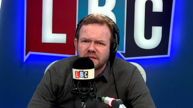 James O'Brien had a tough response to Jake's call