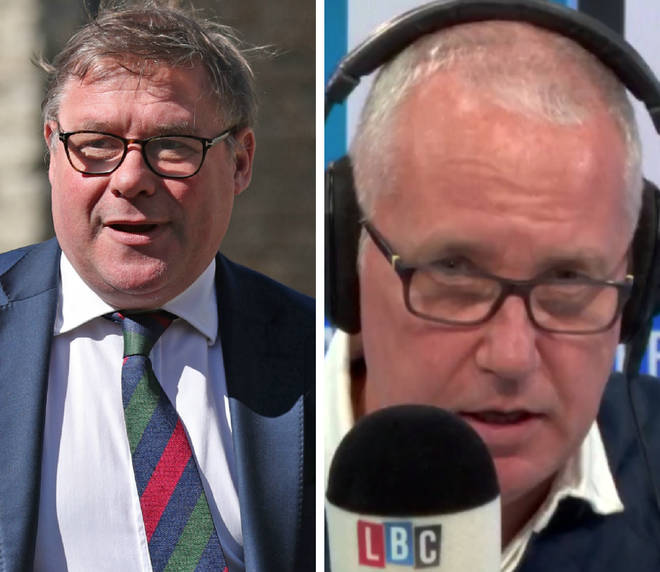 Eddie Mair devised the Mark Francois quiz