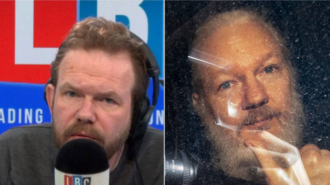 James O'Brien Julian Assange