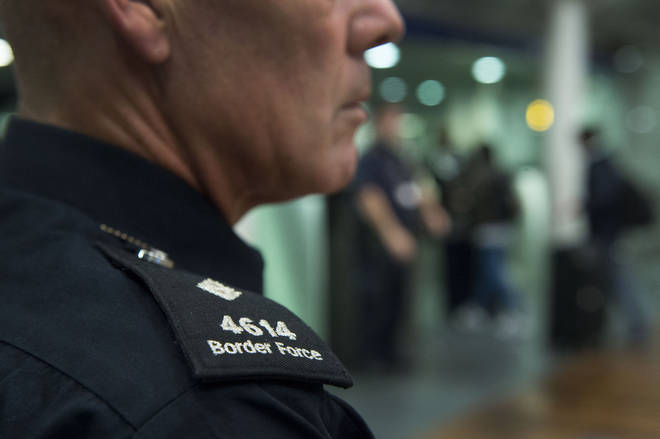 Border Force officers will gain new search powers