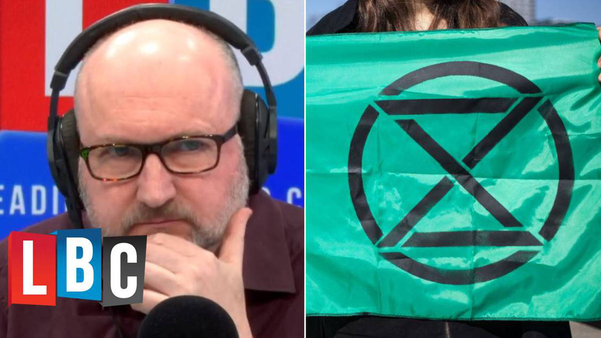 Climate Change Protestor Defends Shutting Down London