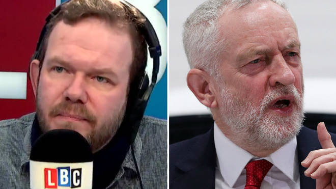 James O'Brien was not impressed by Jeremy Corbyn's Brexit speech