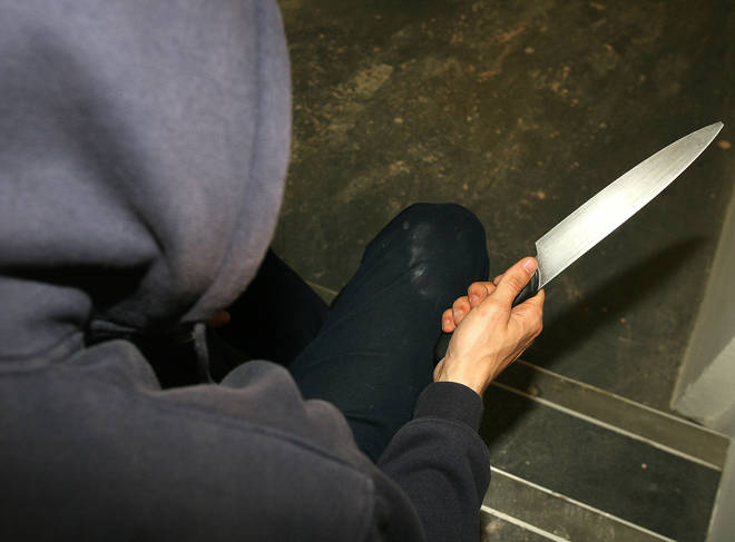 Police could now predict knife crime hotspots.