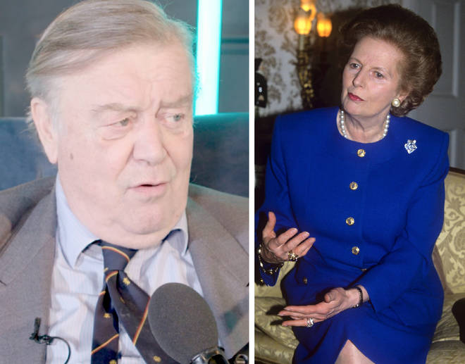 Ken Clarke MP spoke to James O'Brien on the latest episode of Full Disclosure