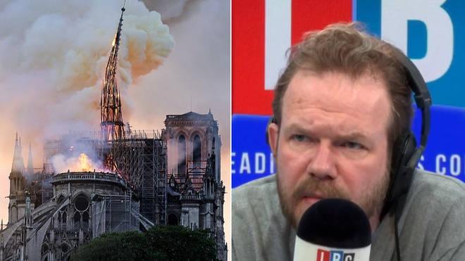 James O'Brien Notre Dame