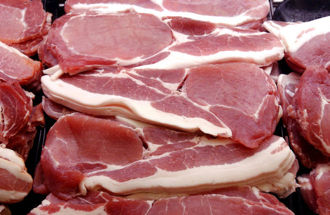 Eating three rashers of bacon a day rather than just one could increase the risk of bowel cancer by 20%